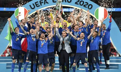 Italy win Euro Cup after 52 years