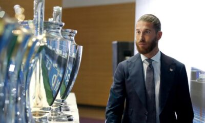 PSG to announce Ramos and Donnarumma following Hakimi's contract