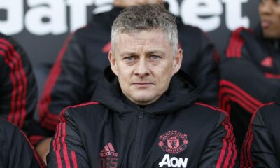 Solskjaer signed new three-year deal with Man Utd