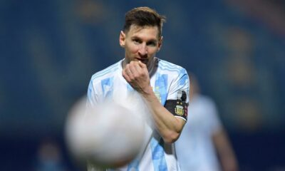 Messi surpassed players at Euro 2020 in key areas with Copa America stats