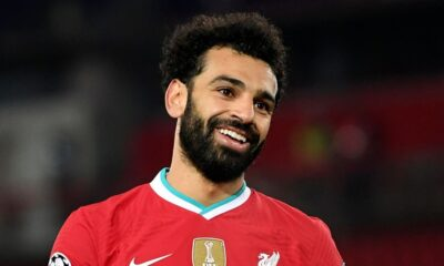 Liverpool in contract talks with Mohamed Salah