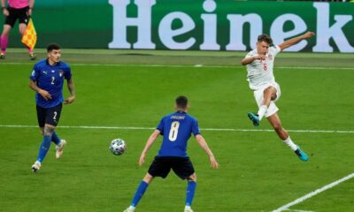 Italy beat Spain on penalties to reach Euro Cup finals