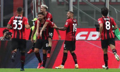 Serie A recap: AC Milan and Roma dominated the game with four goals