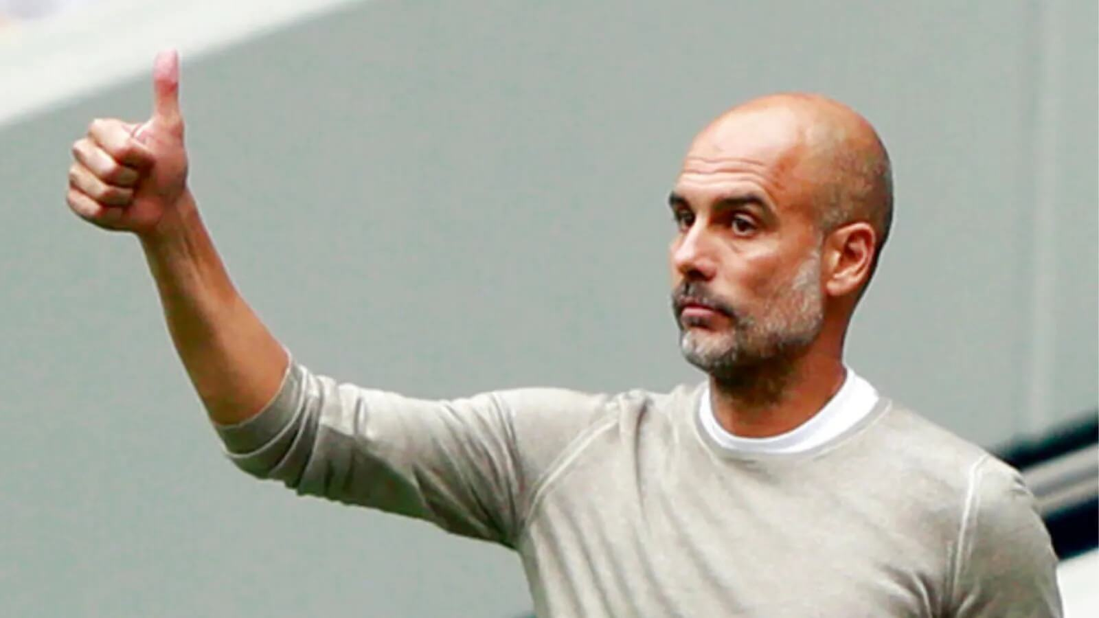 Guardiola has no plans to leave Manchester City