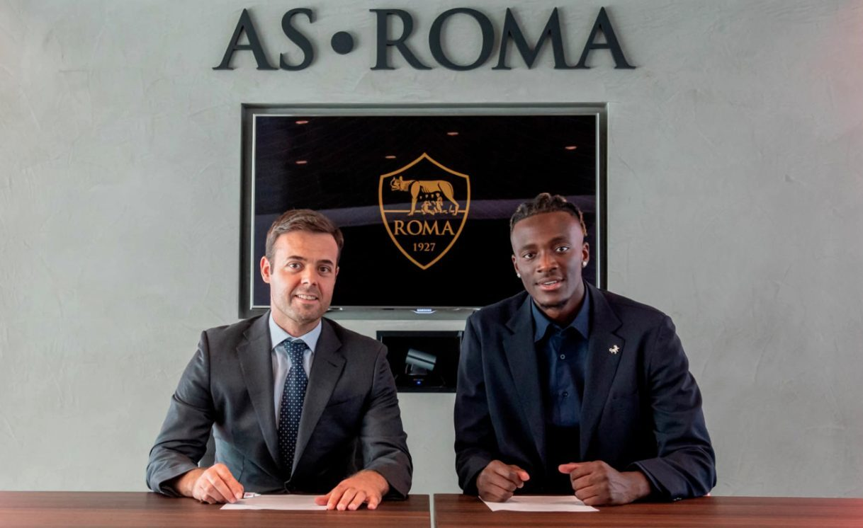 Football Transfer news- Abraham joins Roma from Chelsea