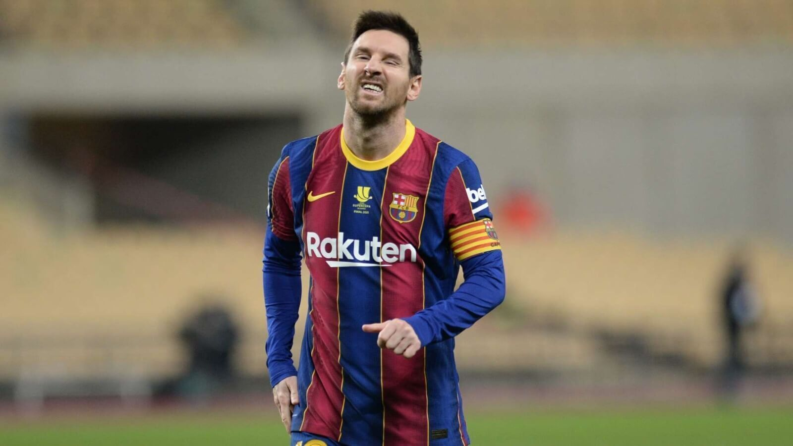 Lionel Messi will leave Barca due to financial problems