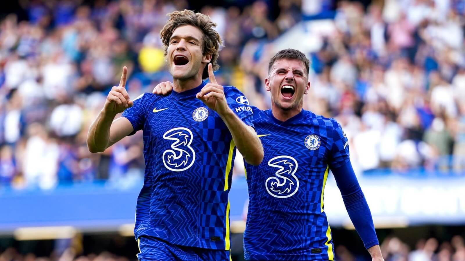Premier League match results: Manchester United, Chelsea and Liverpool win