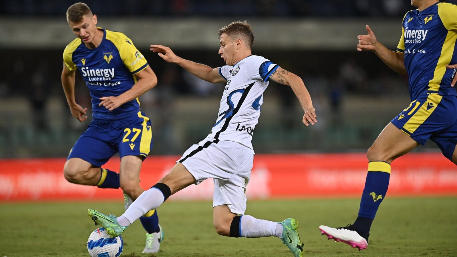 Inter defeated Verona with Correa's debut winning goal