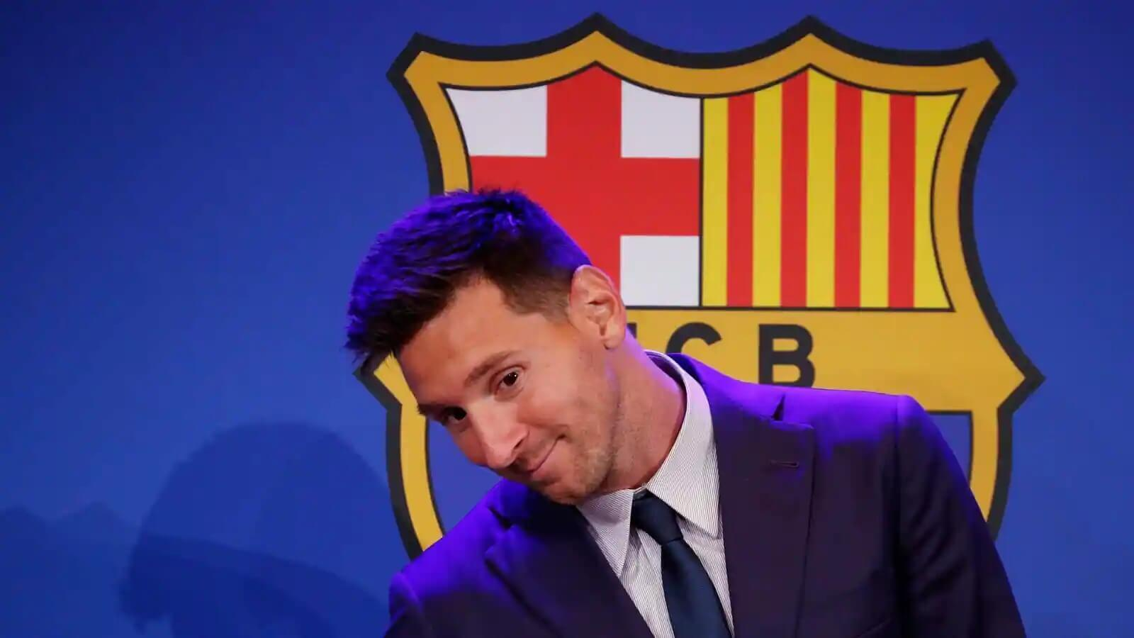 Javier Tebas says Messi could play for Barcelona, know how