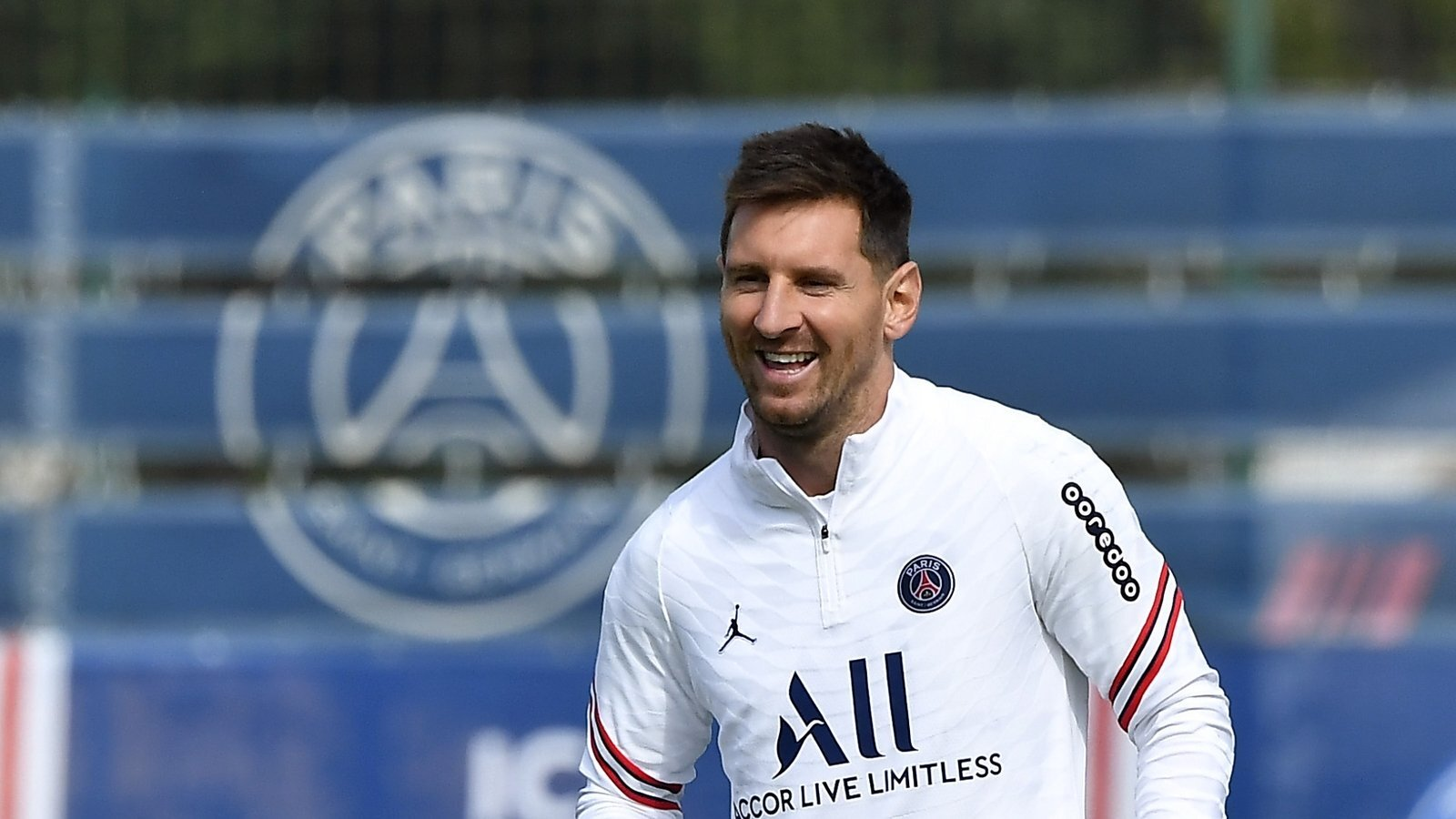 Messi made PSG debut against Reims in Ligue 1