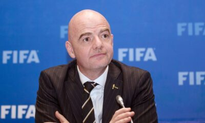 """FIFA president urges EPL and LaLiga to """"preserve and protect sporting dignity"""""""