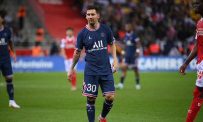 Ligue 1: PSG defeated Reims with Mbappe's double strike