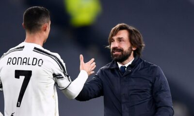 Andrea Pirlo ready for a new adventure after leaving Juventus 3 months ago