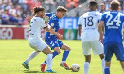 Results of DFB Pokal 1st round played in Germany