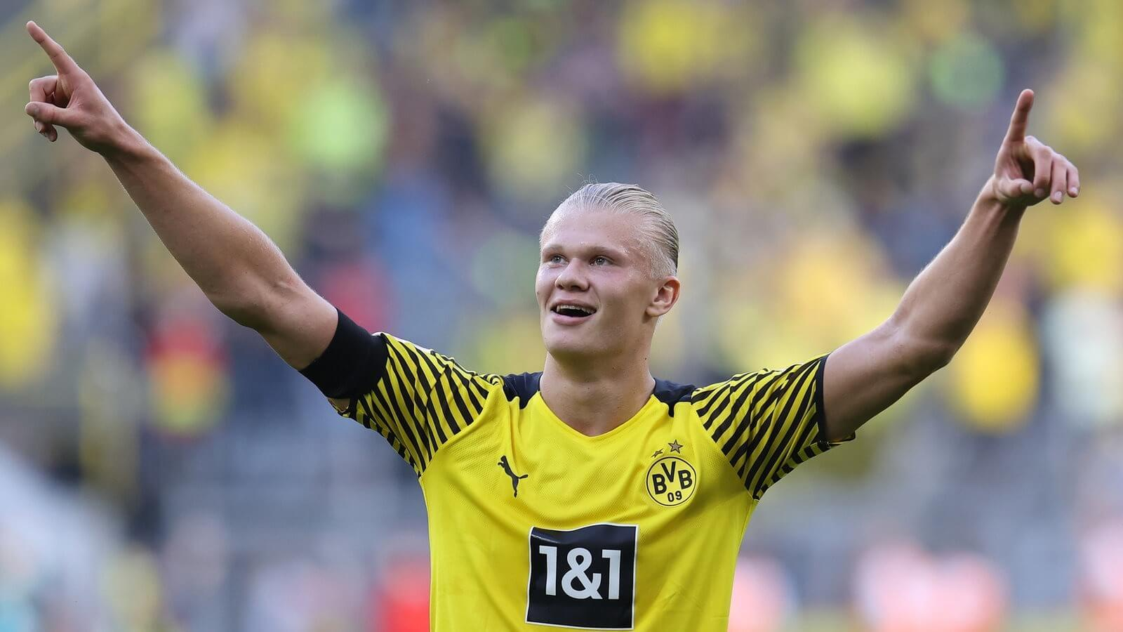 Dortmund coach Marco Rose suggests Haaland could improve