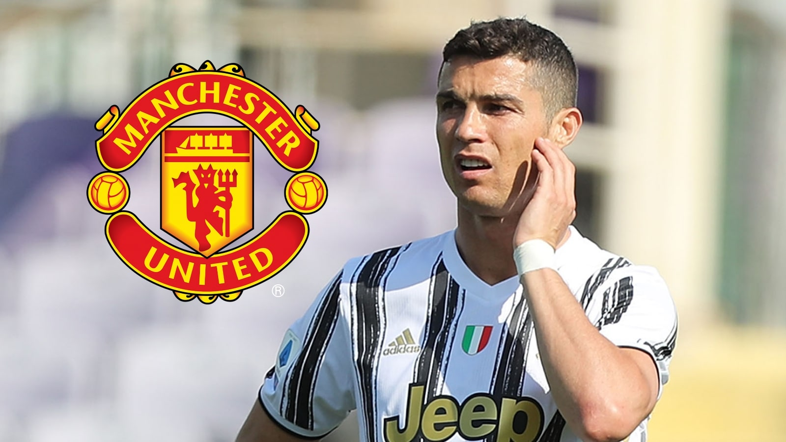 Cristiano Ronaldo returns home club Manchester United after 12 years