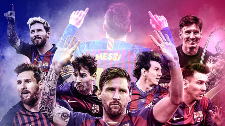 Messi wanted to stay at Barcelona, president claims the club is above all