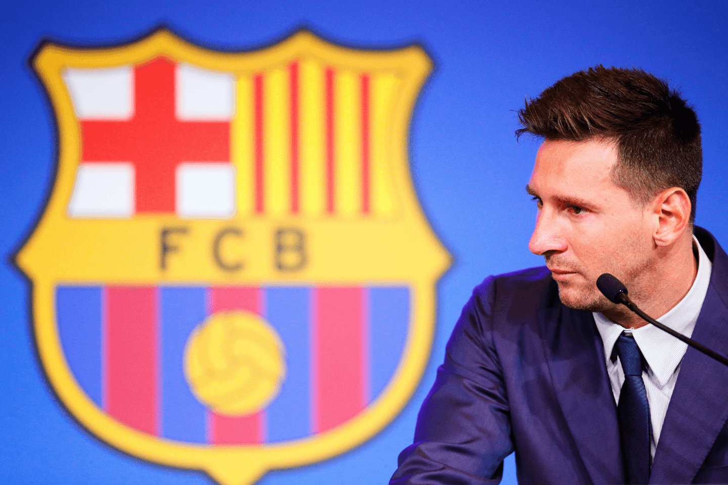 Lionel Messi going to France after Barcelona exit