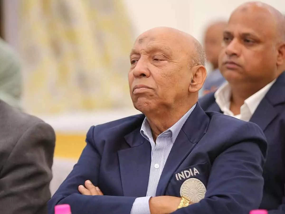 Former Indian football coach Syed Shahid Hakim died at 82