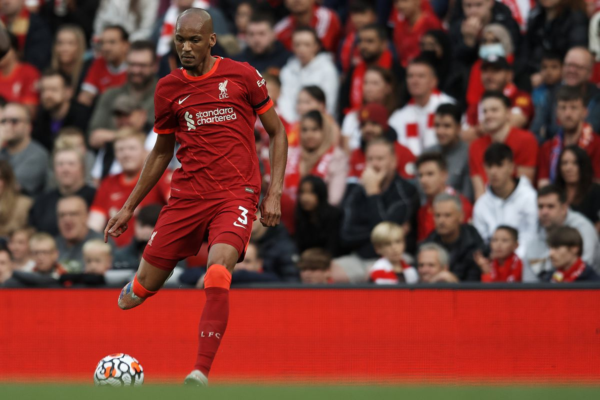 Fabinho expects an intense schedule for Liverpool