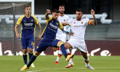 Serie A football results: Mourinho upset with defeat to Verona