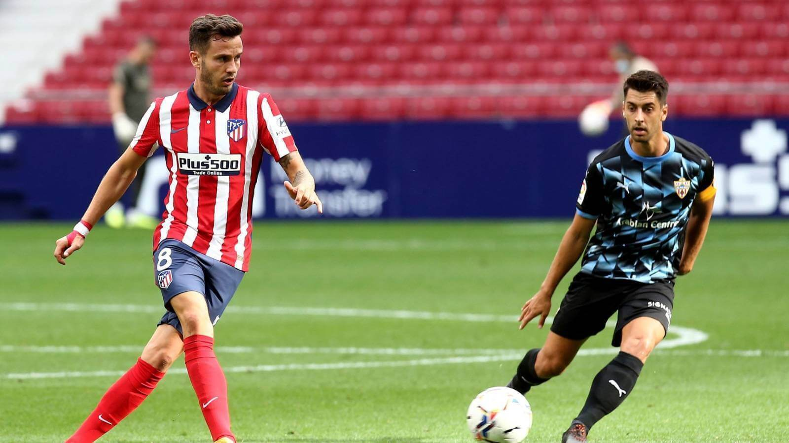 Saul Niguez moved to Chelsea on loan deal
