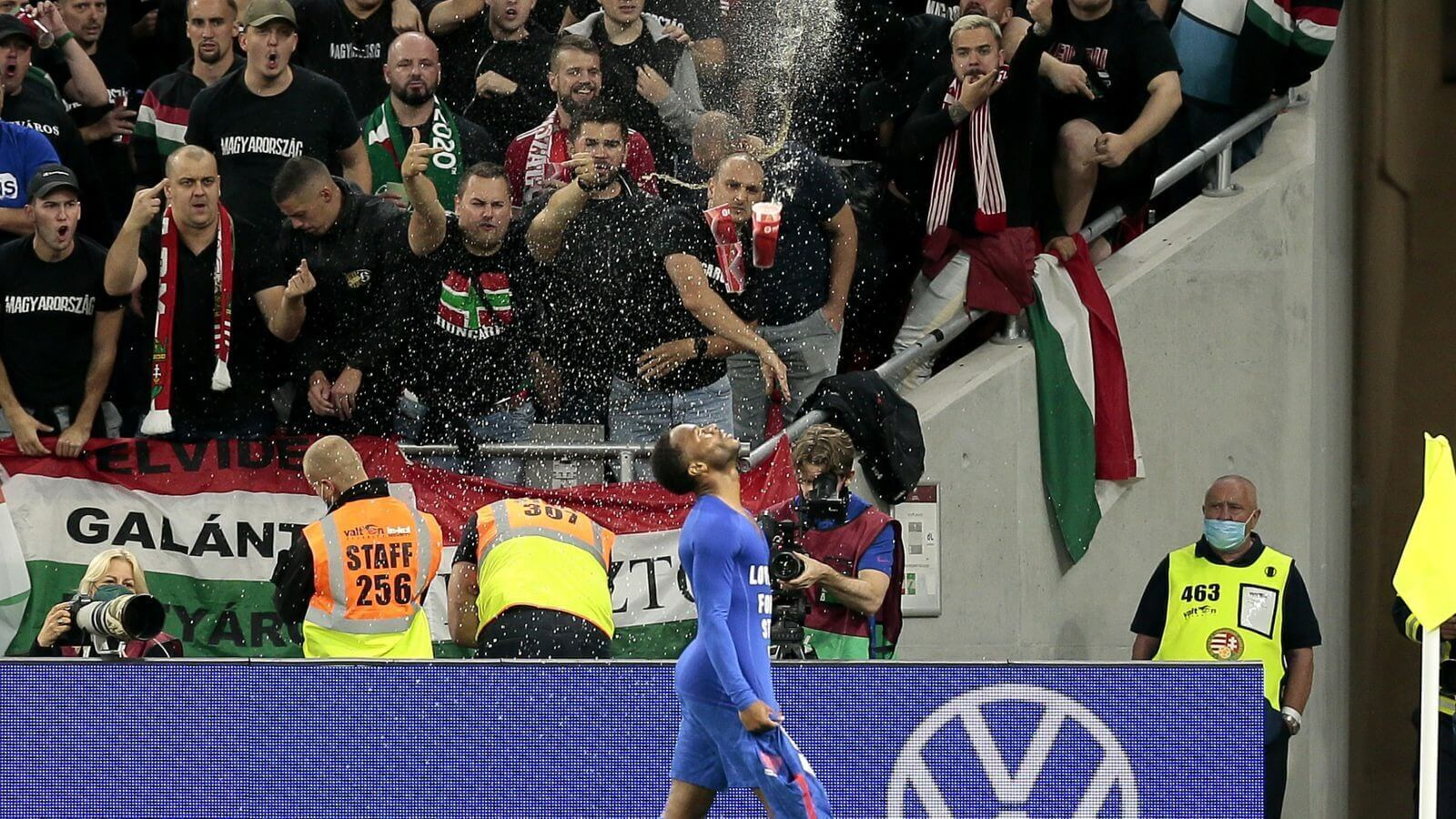 FIFA ordered Hungary to play two games without fans