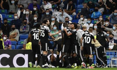 Real Madrid failed to win over Sheriff