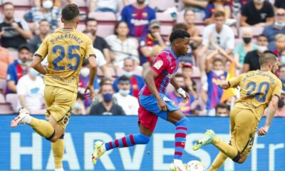 Barcelona seal comfortable win over Levante after two straight draws