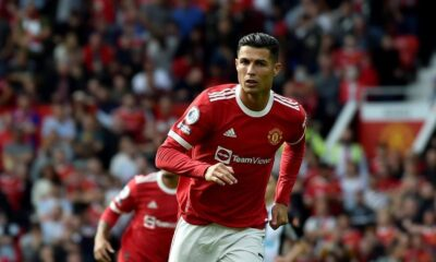 Here is what Ronaldo said ahead of United's Champions League match