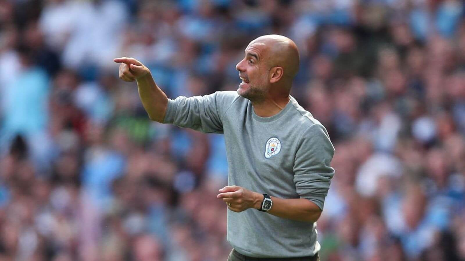 Man City coach Guardiola will use academy youngsters in 21-22 EFL Cup