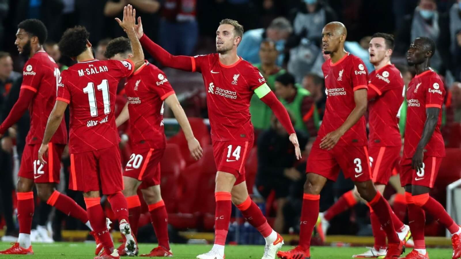 Liverpool beat AC Milan in Champions League