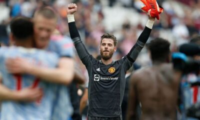 De Gea believes Manchester United is power-packed to compete for titles