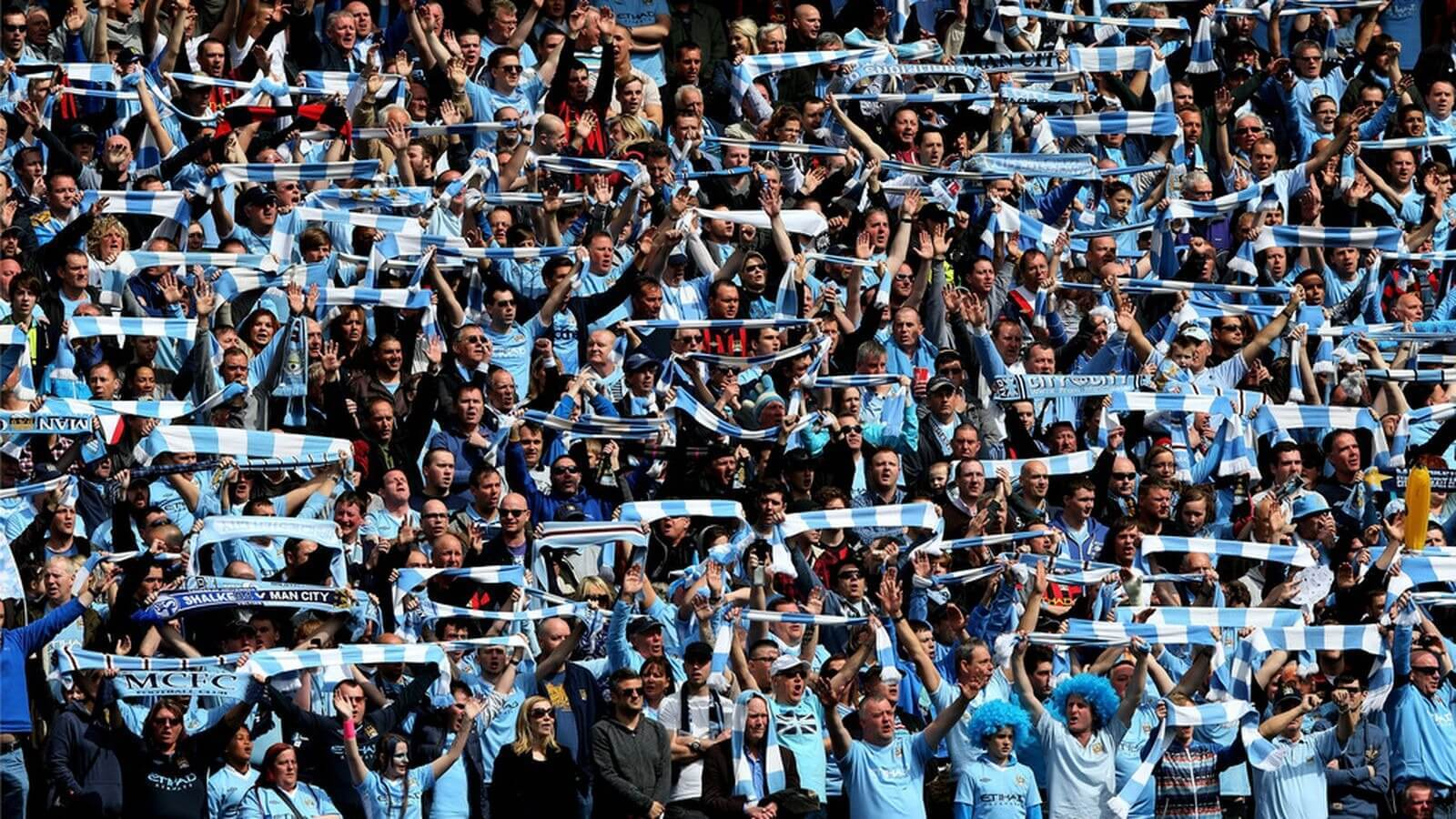 Pep Guardiola urged Man City fans to attend games