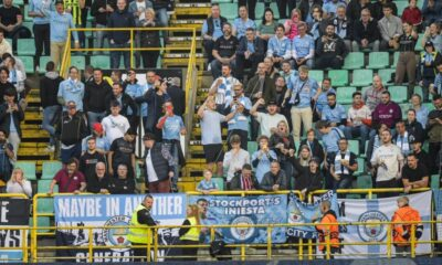 Manchester City fan attacked in Belgium is in stable condition