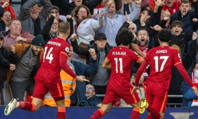 Manchester City held Liverpool in thrilling draw