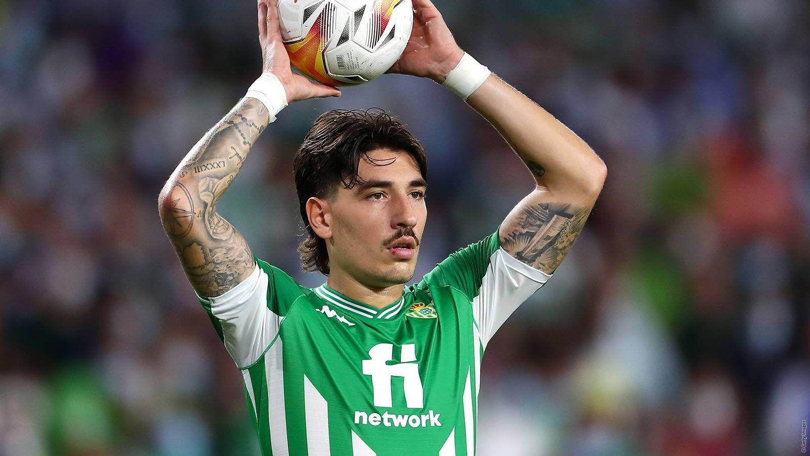 Bellerin admits his desire to enduringly stay at Real Betis