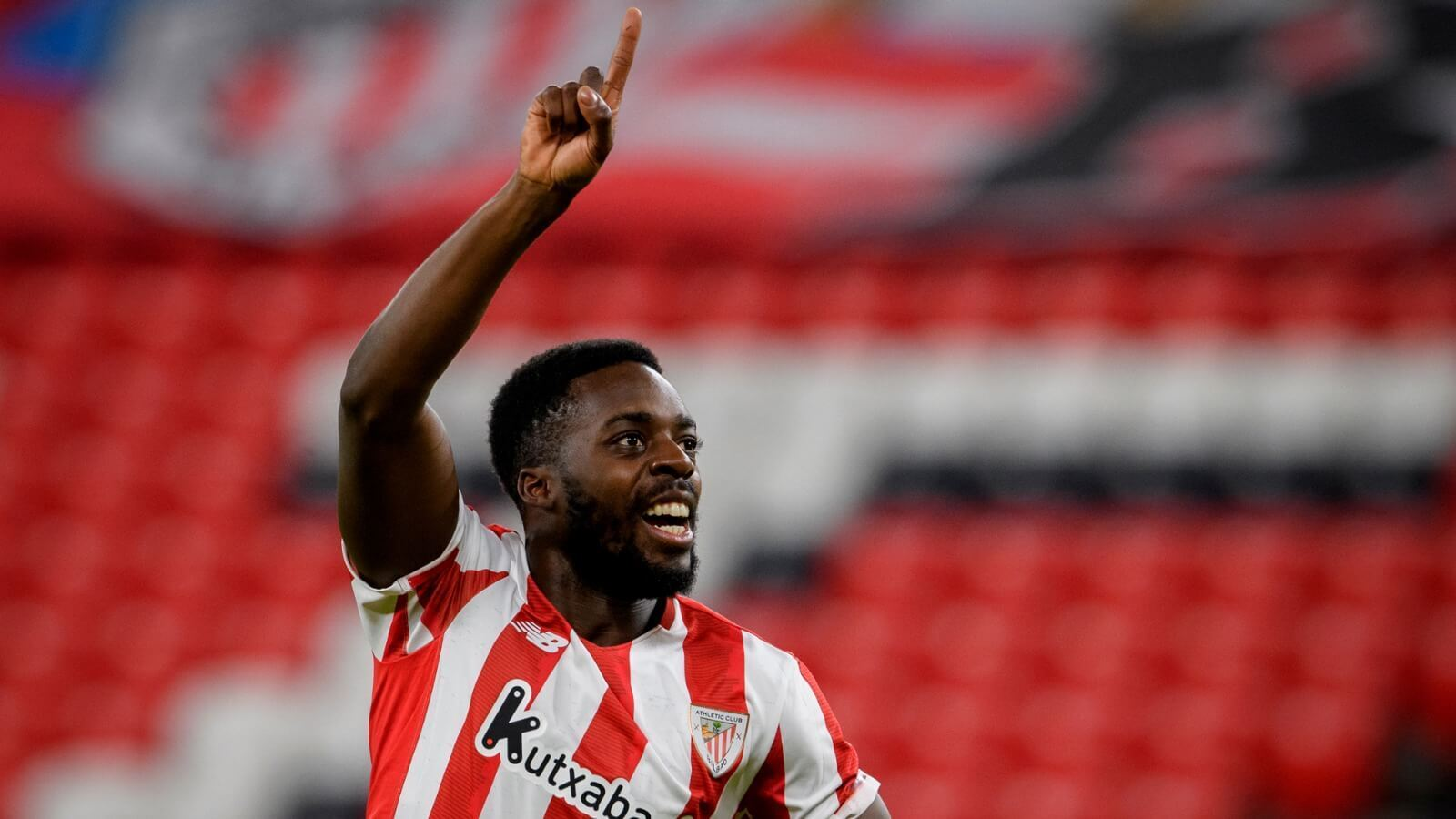 Inaki Williams enunciated his thoughts about his dual nationality