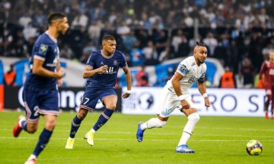 Ligue 1: 10-men PSG played a goalless draw with Marseille
