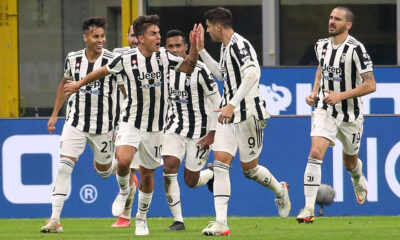 Serie A: Inter Milan and Juventus ends up in a draw