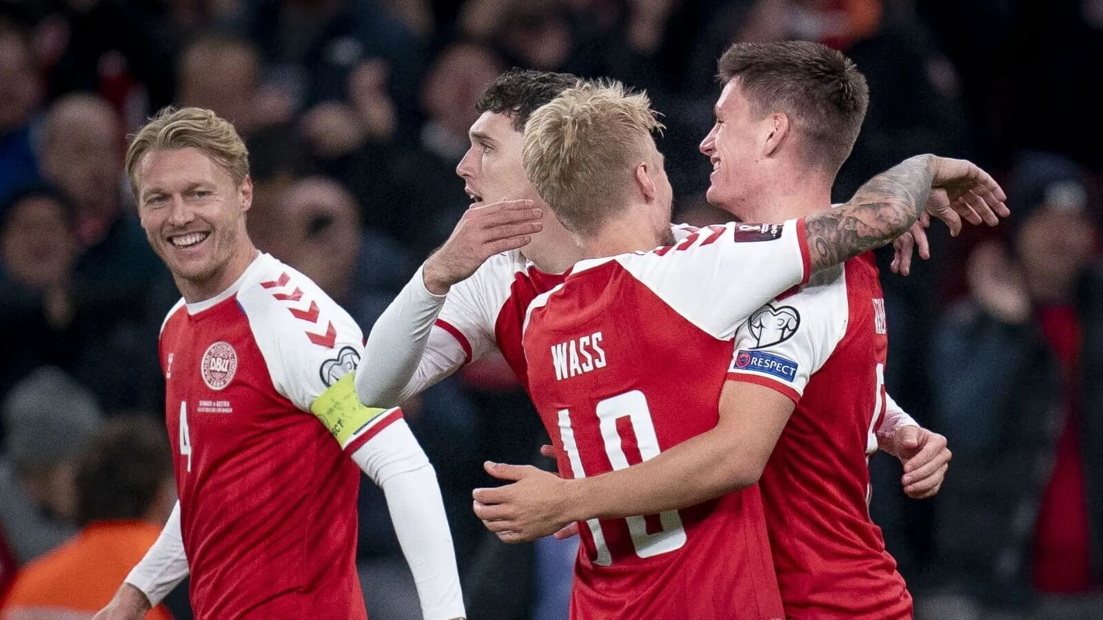 World Cup Qualifiers Overview: Denmark qualified for Qatar after Germany