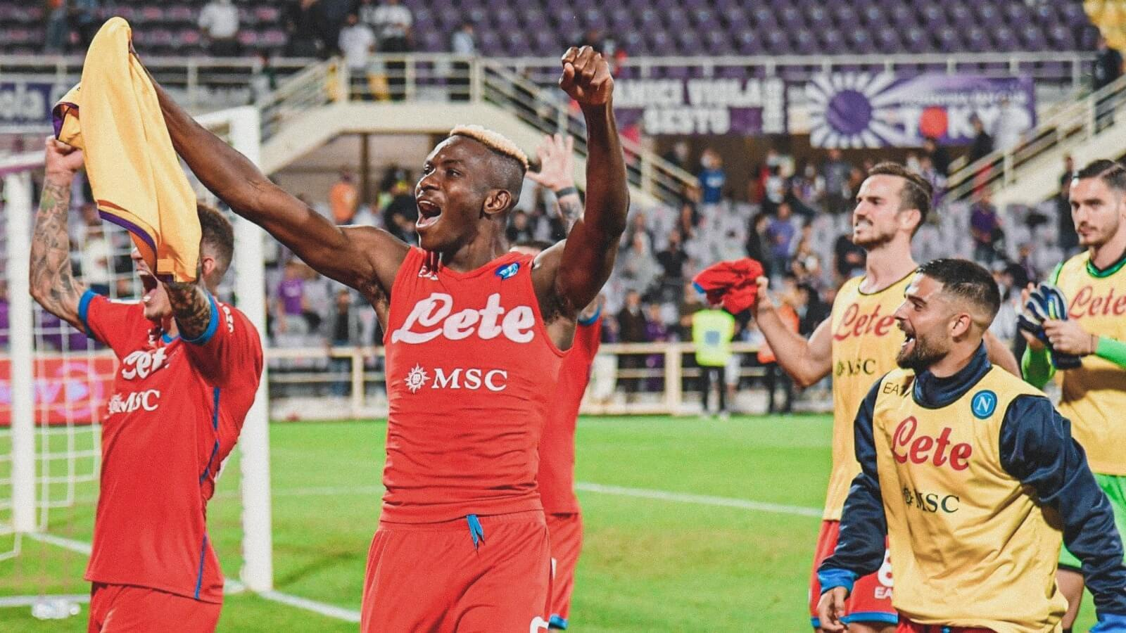 Chiellini ashamed by Fiorentina fans' racist abuse on Napoli players
