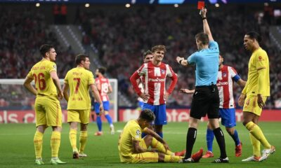 Champions League: Liverpool win away match over Atletico Madrid