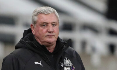 Steve Bruce aware of career at Newcastle in jeopardy