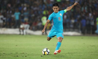 Sunil Chhetri on his career: it will end soon but not in coming years
