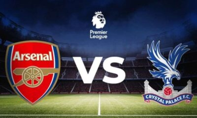 Premier Leauge - Arsenal vs Crystal Palace prediction, team news, lineup